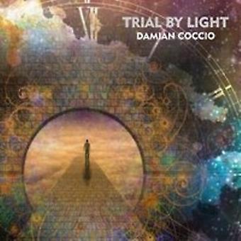 Damian Coccio - Trial by licht [CD] USA importeren