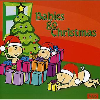 Babies Go Christmas - Babies Go Christmas [CD] USA import