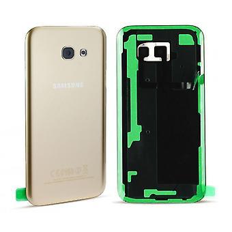 Samsung A520F Galaxy 2017 Batterieabdeckung A5-gold