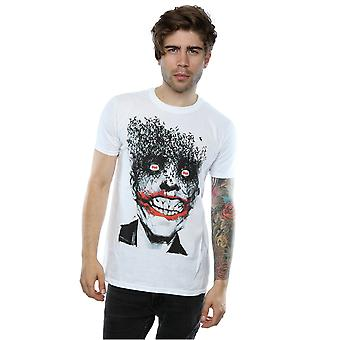 DC Comics Men's Batman The Joker Bats T-Shirt