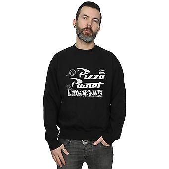 Toy Story Pizza Planet Logo Sweatshirt masculine Disney