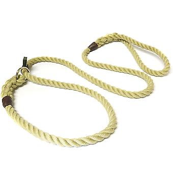 Kevin Keatley Ropeworks Slip Lead With Leather Stop