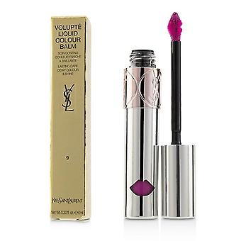 Yves Saint Laurent Volupte Liquid Colour Balm - # 9 Strip Me Fuchsia - 6ml/0.2oz