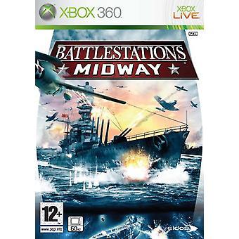Battlestations Midway (Xbox 360)-ny