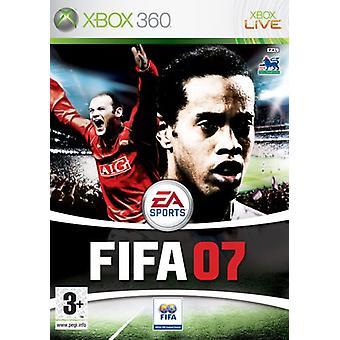 FIFA 07 (Xbox 360)-nieuw