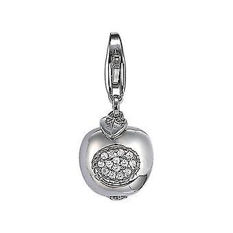 Esprit Anhänger Charms Silber Apple Zirkonia ESCH90945A000