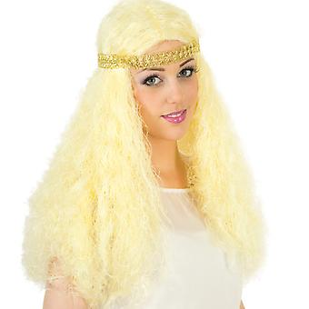 Angel szett Angel WIG fejpánt Gold
