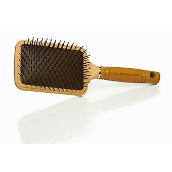 Mixed Chicks Paddle Brush