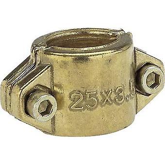 GARDENA 7211-20 braçadeira para tubos de latão 25 mm (1) Ø