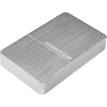 Freecom mHDD Desktop-station 3,5 externe harde schijf 4 TB zilver USB 3,0
