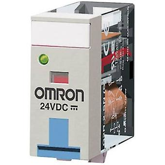Omron G2R-2-SNDI 12 VDC Plug-in relay 12 V DC 5 A 2 change-overs 1 pc(s)