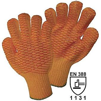 L+D Griffy Criss-Cross 1472 PAA Foresters gauntlet Size (gloves): 11, XXL EN 388 CAT II 1 Pair