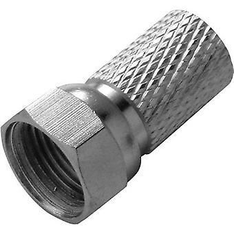Schwaiger FST7510241 Schwaiger F-plug FST 7510 241 Cable diameter: 7.5 mm Schwaiger