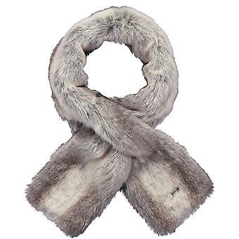 Barts Womens Holly zachte pluizige gevoel namaakbont Winter sjaal