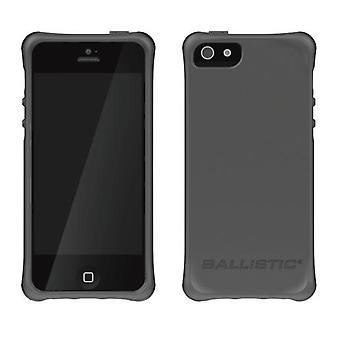 Ballistic Life Style Smooth Case for Apple iPhone 5/5s (Gray)