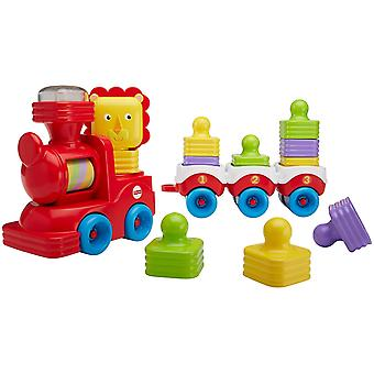 Fisher Price Little impilatori Lion locomotiva