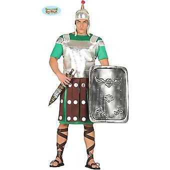 Homens de soldado romano traje soldado traje legionário