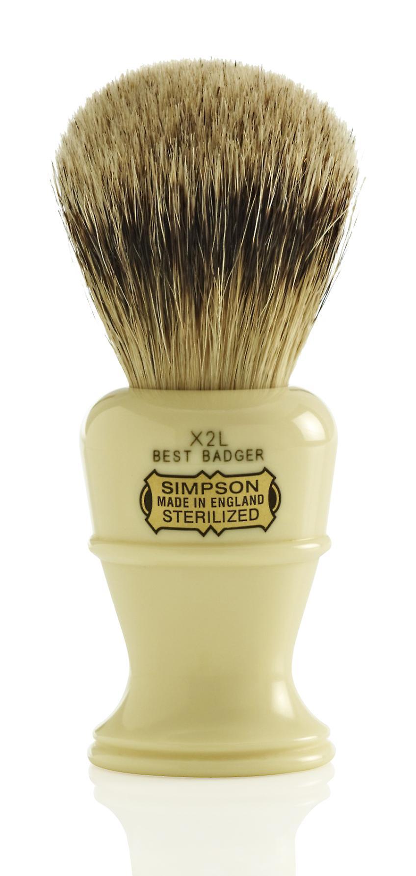 Simpsons Colonel Best Badger Shaving Brush