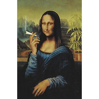 Mona Poster  Joint