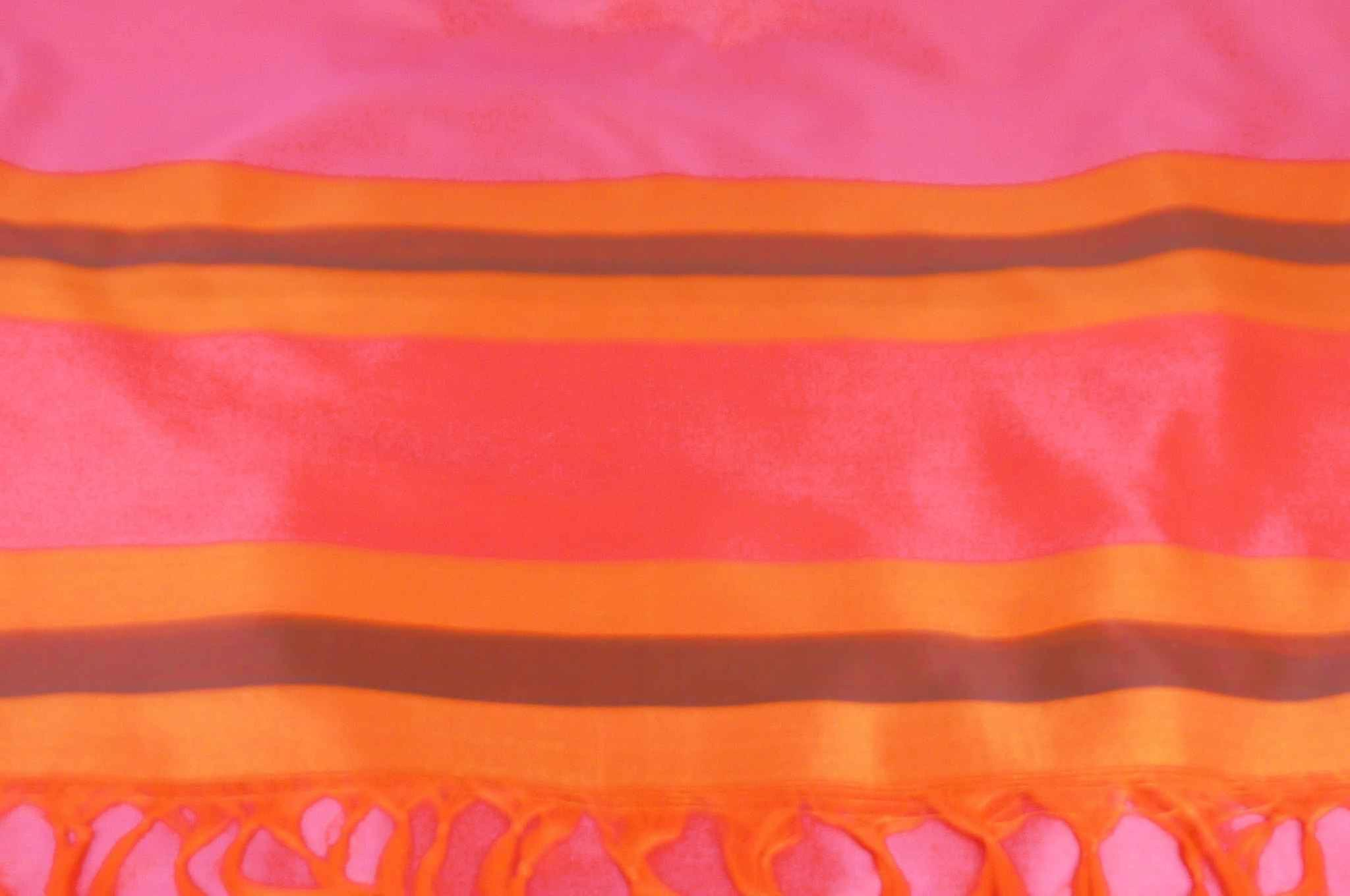 Varanasi Border Prime Silk Long Scarf Heritage Ganguly 909 by Pashmina & Silk