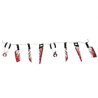 Garland krwawego broni (10szt)