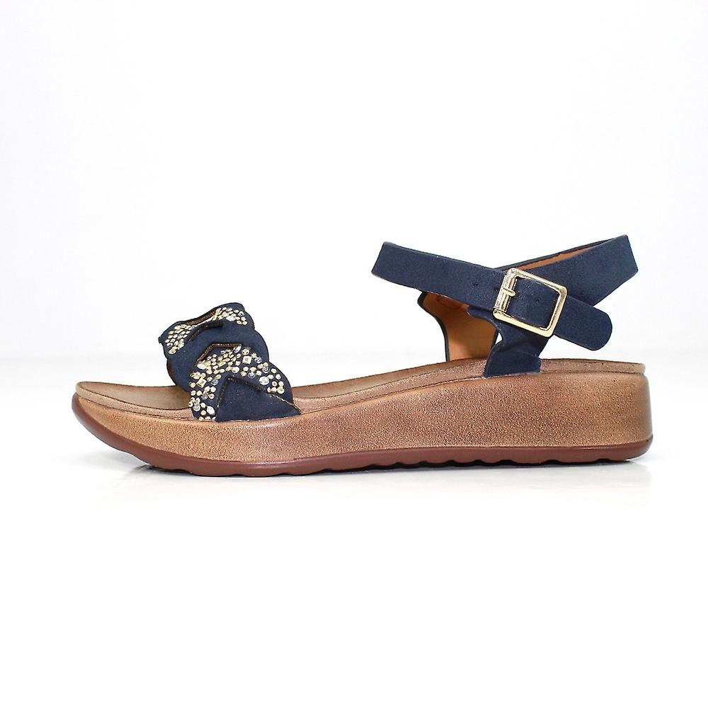 Lunar Cyrus Wedged Summer Sandal CLEARANCE