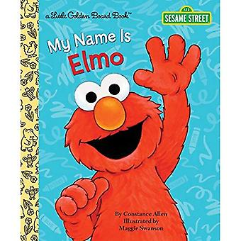 Nimeni on Elmo (Sesame Street)