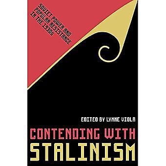 Konkurriert mit dem Stalinismus: sowjetische Herrschaft und Widerstand in den 1930er Jahren