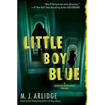 Pequeño muchacho azul (Helen Grace Thriller)