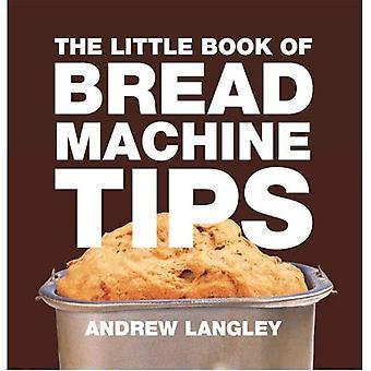 Lilla bok bröd maskin tips (lite böcker tips)