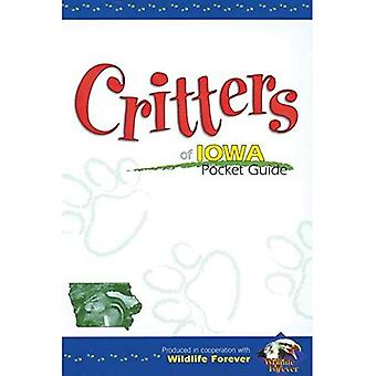 Critters of Iowa Pocket Guide (Critters Pocket Guides)