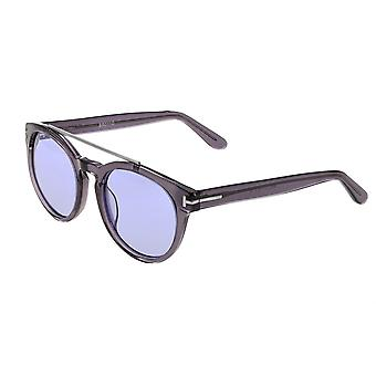Bertha Ava Polarized Sunglasses - Grey/Purple