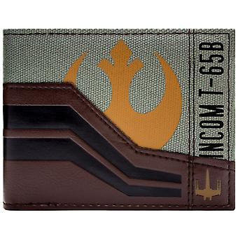 Star Wars Force vækker ID & Card Bi-Fold tegnebog