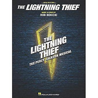 Rob Rokicki: The Lightning Thief - The Percy Jackson Musical (Vocal Selections)