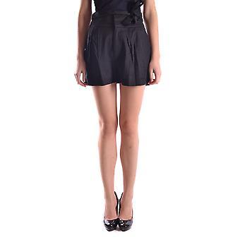 Marc Par Marc Jacobs Ezbc062014 Women-apos;s Short en lin noir
