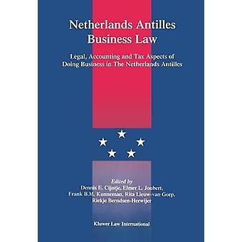 Niederländische Antillen Wirtschaftsrecht durch Cijntje & Dennis E.
