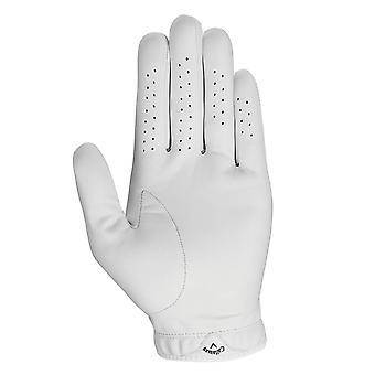 Callaway Golf Mens Tour Authentic MLH Premium Cabretta Leather Golf Gloves