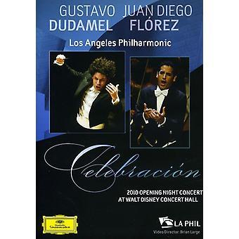 Importer de la celebración-Night Concert & Gala d'ouverture [DVD] é.-u.