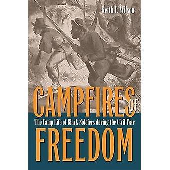 Kampvuur van de vrijheid-het kampleven van zwarte soldaten tijdens het CIV