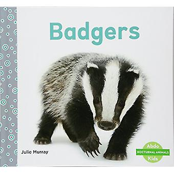 Badgers by Julie Murray - 9781532104053 Book
