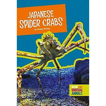 Japanese Spider Crabs by Wendy Perkins - 9781681511580 Book
