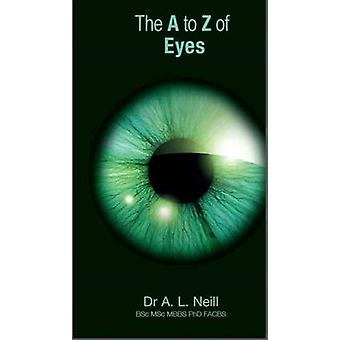 The A to Z of Eyes by Amanda Neill - 9781921930133 Book