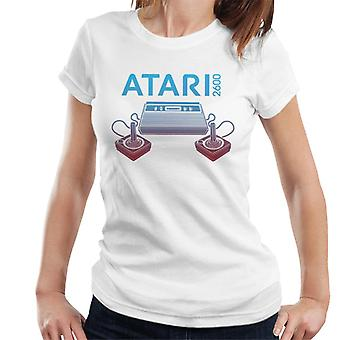 Atari 2600 Game Console Classic Women's T-Shirt