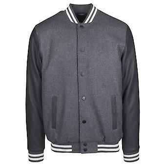 Urban Classics Herren Collegejacke Oldschool College Jacket 2.0