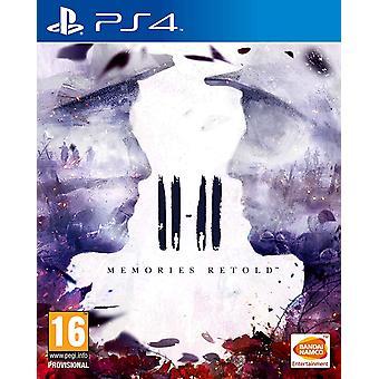 11-11 souvenirs racontés jeu PS4