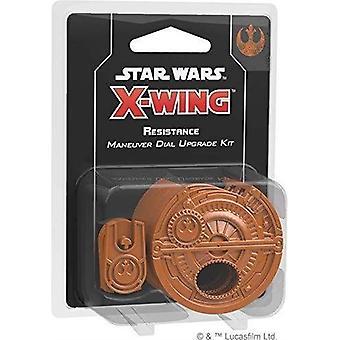 Star Wars X-Wing Resistance Manöver Dial Upgrade Kit