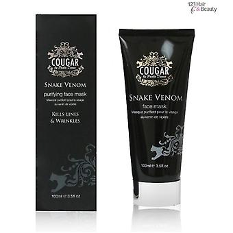 Cougar Beauty Products # Cougar Beauty Snake Venom Purifying Face Mask DISCON#