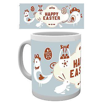 Easter Animals Boxed Drinking Mug