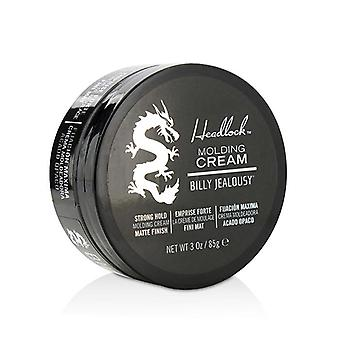 Billy jaloezie headlock molding Cream (sterke Hold-matte afwerking)-85g/3oz
