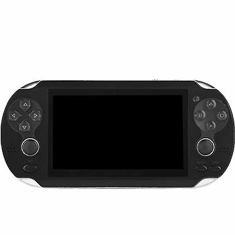 Portable gaming device with 300 built-in games